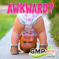 Maybe Not! Things can look a bit awkward depending on your perspective. At GMPvitas.com, our award winning website is built so that your navigation will be anything but awkward, and we always carry a vast supply of product in our warehouse. Why not visit us today and see for yourself, how easy it is to find the right dietary supplement for your daily schedule. www.GMPvitas.com We're open 24/7 and at your service. Stay health focused my friends  #GMPVitas # Healthy #Awkward