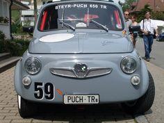 Steyr Puch 650