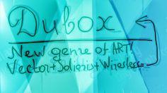 #Dubox #wallpaper #drawing #digitalart #NewGenre #by_Deniss_Mežapīle #MežapīleLive @ Samsung Galaxy Tab 4 | #912Piks