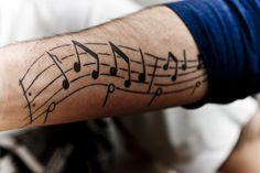 music #ink #tattoo