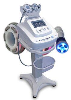 LED Vacuum RF Facial Lifting Weight Loss Slimming Multi Machine Bipolar GPKJ  #GPKJ