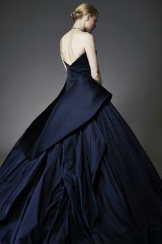 Stunning Zak Posen gown~