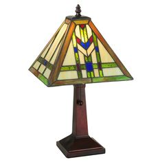 Meyda Tiffany 139973 h Prairie Wheat Table Lamp Tiffany Style Table Lamps, Table Lamps For Sale, Stained Glass Lamps, Antique Lamps, Tripod Lamp, Oil Lamps, Light Table, One Light, Glass Shades