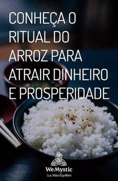 Ritual do arroz   Dinheiro e Prosperidade