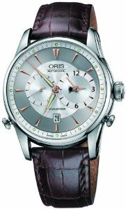 Oris Men's 690 7581 4051LS Artelier Worldtimer Silver Dial Watch Oris. $1883.40. World timer. Skeleton back with mineral crystal. Luminous indices and luminous hands with superluminova. Sapphire crystal, anti-reflective coating inside. Water-resistant to 99 feet (30 M). Save 45%!