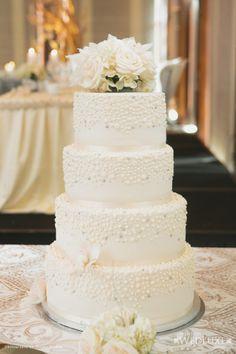 Pearled cake. La Casa Dolce.