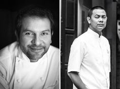Chefs Enrique Olvera and Andre Chiang to Publish Cookbooks With Phaidon
