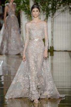 Zuhair Murad Couture, Fall 2017 - Gorgeous Couture Runway Gowns Fit for a Bride - Photos