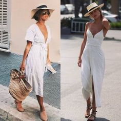 Reposting @i_like_your_outfit: More inspirational looks to beat the heat...☀️