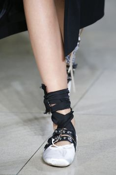 Ballet Flats with Buckles Spring/summer Miu Miu