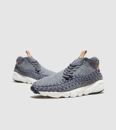 Nike Air Footscape Woven Chukka Women's - find out more on our site. Find the freshest in trainers and clothing online now.