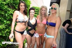 Picture from SPYONvegas' Hot 100 Round 4 @ Wet Republic Ultra Pool in Las Vegas