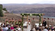 Cave B Winery - Alyson + Bryce Wedding Video