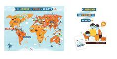FREE Around the World in 60 Days: 2013 Summer Activity Calendar & Study