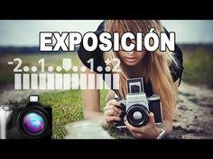 Control de la luz (1/4): LA EXPOSICIÓN - Tutorial de Fotografía en Español - YouTube