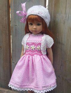 Pink-Smocked-Dress-Set-for-Dianna-Effner-13-034-Little-Darlings-by-pixxells