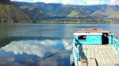 The beautiful of Lake Toba