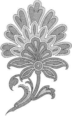 Gallery.ru / Фото #69 - Embroidery II - GWD