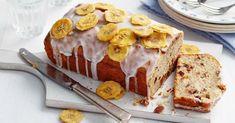 Como preparar um bolo de banana sem farinha