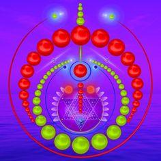 Schakelen:  De frequentie van Schakelen helpt je om sneller de koppeling te maken tussen de buitenwereld en jouw innerlijke beleving.
