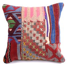Kilim Pillow Cover 4411 - Weaved Arts
