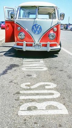 vw bus only