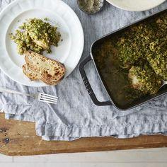 Annabel Langbein's Chicken and Leek Gratin Recipe on Food52 recipe on Food52