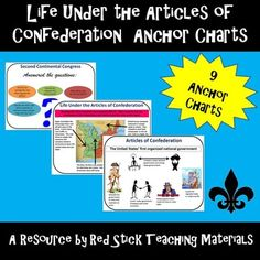 Anchor charts life under the articles of confederation anchor anchor charts life under the articles of confederation fandeluxe Choice Image
