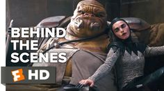 Check out all new #StarWarsTheForceAwakens behind-the-scenes footage revealed today at #SDCC!