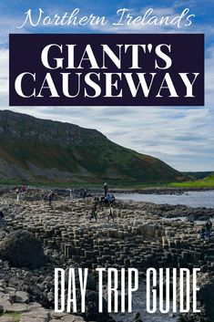 Do you believe the legend of Giant's Causeway? Visiting yourself is the only way to decide! For the perfect Giant's Causeway day trip, try this guided tour. #TBIN #DiscoverNI