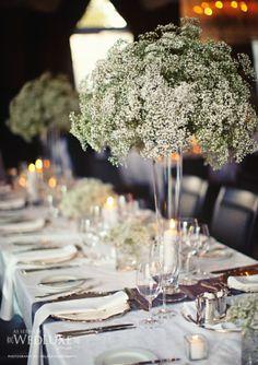 Stylish White Weddings | Weddings Romantique