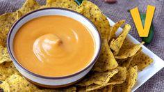 Cheese Sauce (gluten-free) - Recipe by The Vegan Corner