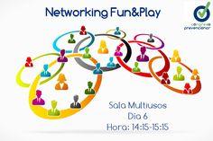 Congreso Prevencionar: Networking Fun&Play http://prevencionar.com/2017/09/28/congreso-prevencionar-networking-funplay/