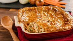Pâté au Poulet Le Diner, Lasagna, Cheese, Ethnic Recipes, Ainsi, Quiches, Food La, Ajouter, Google