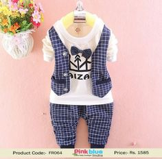 25e01737b12b Fashionable Baby Boy Formal Wear for 6-12 Months - Infant Party Wear ...