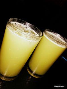 Bhakti Diaries : Cane House sugar cane juice