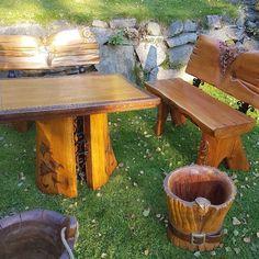 Outdoor Furniture, Outdoor Decor, Bench, Table, Home Decor, Decoration Home, Room Decor, Tables, Home Interior Design