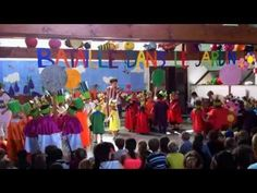 Spectacle la ronde des saisons - YouTube Gardens, Preschool Seasons, Nursery School, Battle