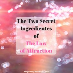 The Two Secret Ingredientes of The Law of Attraction. Click: www. Routine Quotes, Motivational Blogs, Think And Grow Rich, Law Of Attraction Quotes, Coping Skills, Life Advice, How To Better Yourself, Positive Affirmations, Positive Thoughts