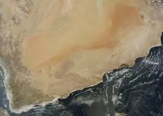 Risultati immagini per rub al khali foto dal satellite