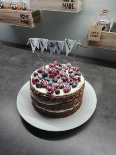 Mrkvový dort ,,narozeninový,,