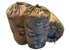 Multicam Sleeping Bag Waterproof Stuff Sack | eBay