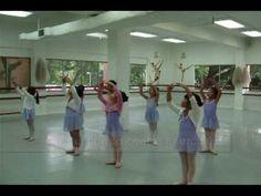 ▶ Cheng Ballet - Pre-Ballet Class - YouTube