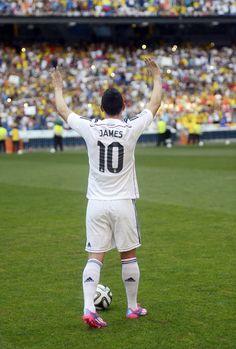 James Rodriguez;  +Real Madrid;