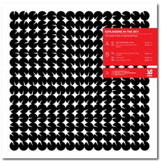 Vague Records by Konstantina Yiannakopoulou, via Behance
