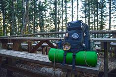 #bushcraft #outdoor #camping #trekking #backpack #packconfig #bushcrafttuscany