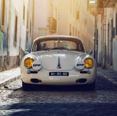 Porsche 356 www.gentlemans-essentials.com