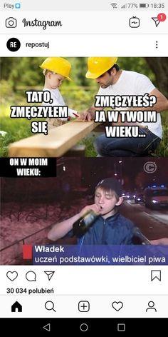 Very Funny Memes, Wtf Funny, Geek Meme, Polish Memes, Weekend Humor, Funny Mems, Everything And Nothing, Meme Template, Good Mood