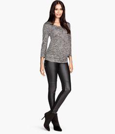 maternity leggings // H&M