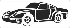 car stencil - Google Search